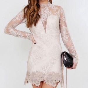 *NWT* Saylor x FP | Lace Cocktail Dress